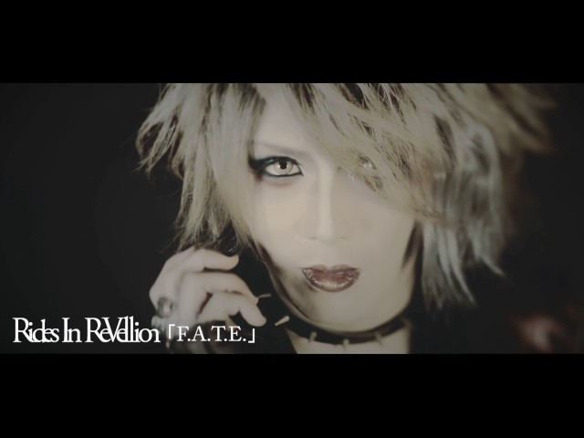 『F.A.T.E.』MV SPOT Rides In ReVellion 4th single