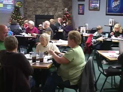 Ogemaw Lanes CHRISTMAS FOR KIDS Spaghetti Fund Raising Dinner 2012