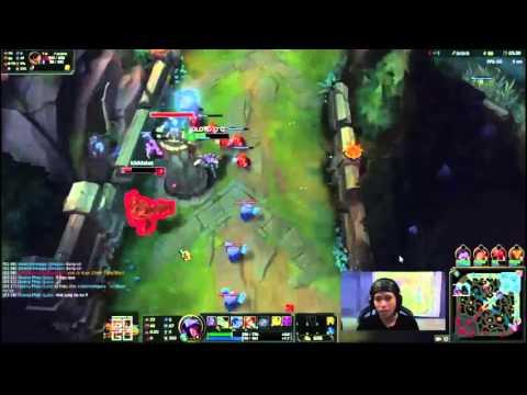 QTV hướng dẫn băng trụ với Talon và cái kết!