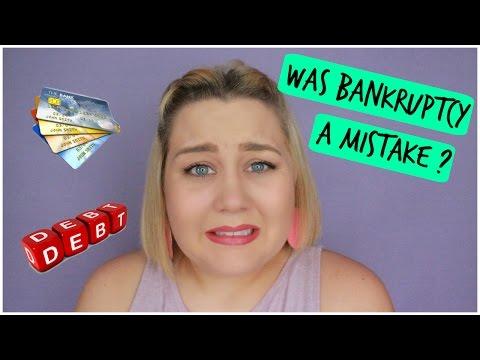 Filing Bankruptcy In My 20s   Do I Regret It?   Shannon Jimenez