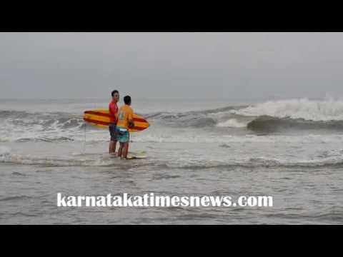 Indian Open of Surfing in Mangaluru