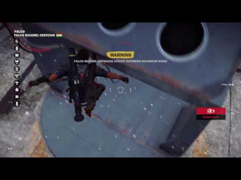 How to disable the bavarium nuke (Falco maxime FOW) - Just Cause 3