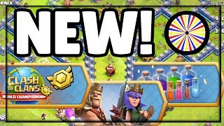 COMING SOON to Clash of Clans! An EPIC 2019 in CoC!