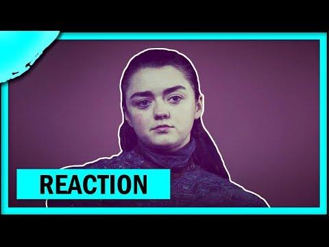 Game of Thrones Season 8 Episode 2 | Arya Reaction