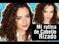 Mi rutina de Cabello Rizado, Como peino mi cabello, Como definir los rizos | Susana Díaz
