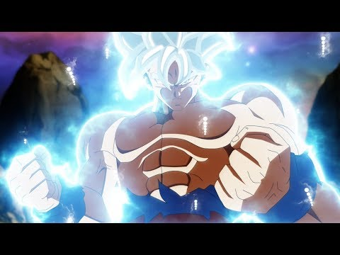 Goku Vs Jiren Part 4 - Mastered Ultra Instinct: Dragon Ball Super Episode 129 Fan Animation