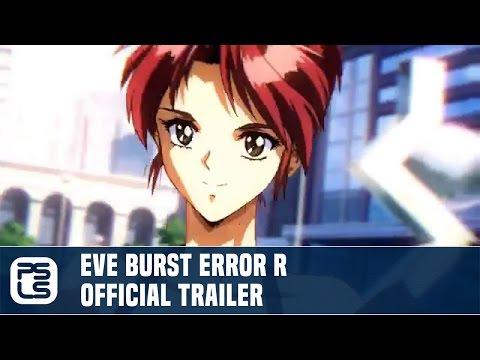 EVE: Burst Error R #1