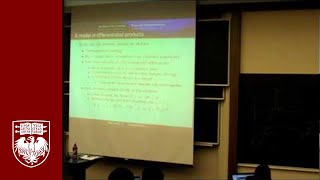 Lecture 12 (Regular) - Competition Policy