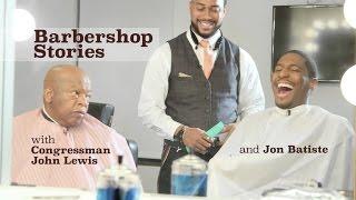 Barbershop Stories with Jon Batiste and Congressman John Lewis