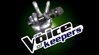 D' voice of Keepers USA elimination round
