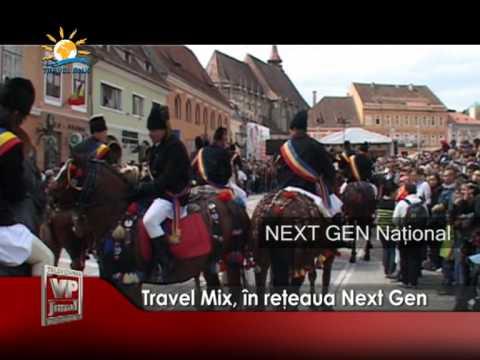 Travel Mix, în reţeaua Next Gen