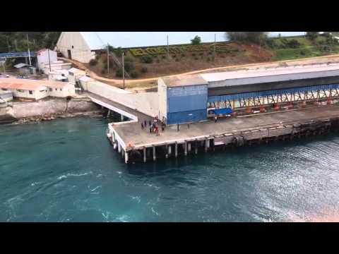 Missing the ship in Ocho Rios