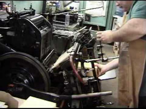 Printing Press Machine Operators. U2039 U203a