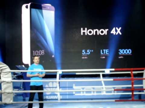 Huawei объявляет Honor 4X