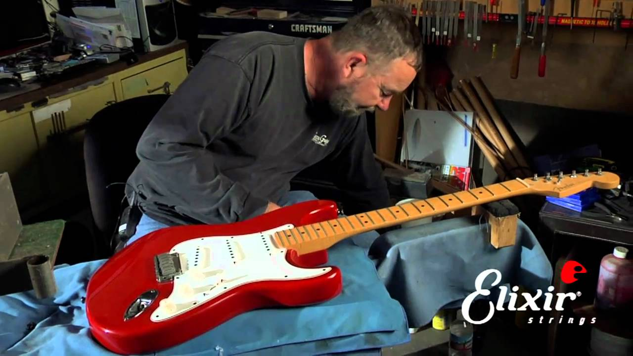 Cleaning Your Electric Guitar