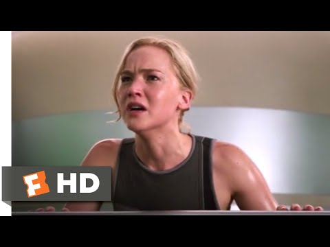 Passengers (2016) - You Took My Life Scene (6/10)   Movieclips