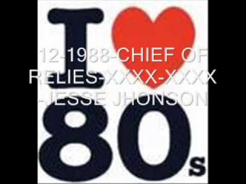 Video 12 1988 CHIEF OF RELIES XXXX XXXX JESSE JHONSON download in MP3, 3GP, MP4, WEBM, AVI, FLV January 2017