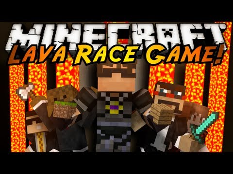 lava - QUICK RUSH TO THE TOP! TRY NOT TO FALL INTO THE LAVA! JOIN SKY, CAPTAINSPARKLEZ, FLUFFY, BODIL40 AND BAJANCANADIAN AS THEY FIGHT TO THE DEATH IN THIS INTENSE...