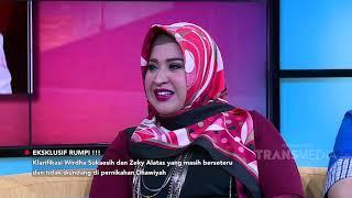 Video RUMPI - Klarifikasi Wirdha Sukaesih Yang Ga Diundang ke Pernikahan Dawiyah  (27/3/19) Part 3 MP3, 3GP, MP4, WEBM, AVI, FLV Juni 2019