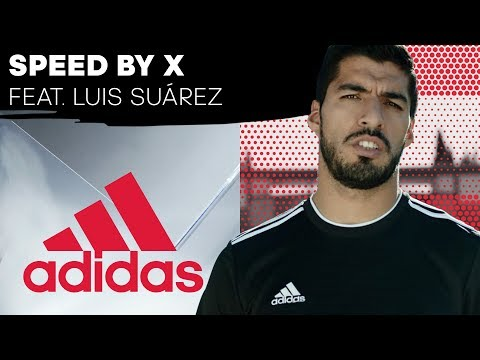 Speed by X Feat. Luis Suárez (видео)