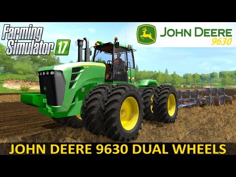 JOHN DEERE 9630 v2.0