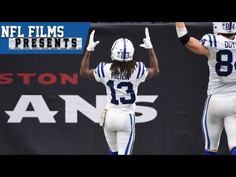 Video: T.Y. Hilton is the NFL's Most Underrated Star | NFL Films Presents