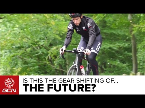 Is This The Future Of Gear Shifting On Bikes?