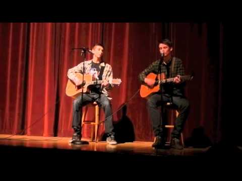 "Josh Childs And Nate Holloway Sing ""Mystery"""