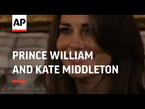 WRAP Prince William and Kate Middleton announce engagement ADDS more