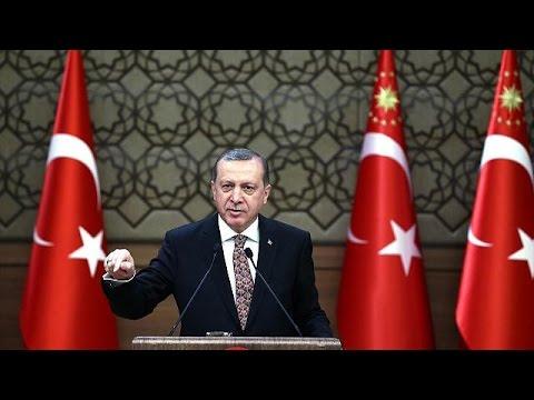 Τουρκία: Δριμεία επίθεση Ερντογάν στις ΗΠΑ για το ΠΚΚ
