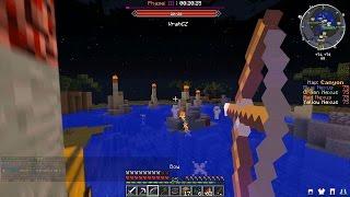 Minecraft Annihilation - timelapse 2