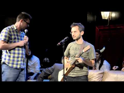 Myq Kaplan & Micah Sherman Interview +