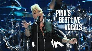 Video Pink's Best Live Vocals MP3, 3GP, MP4, WEBM, AVI, FLV November 2018
