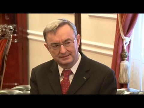Președintele Nicolae Timofti a avut o întrevedere cu Ambasadorul Cehiei în Republica Moldova