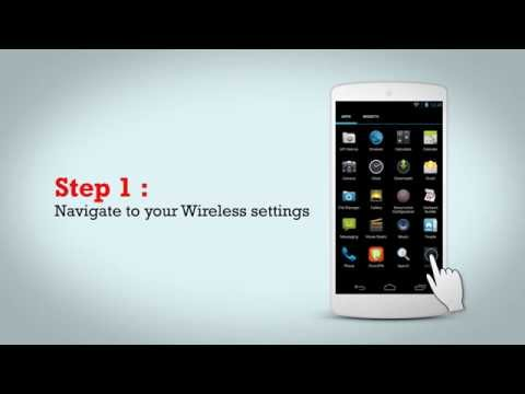 how to set vpn server on android