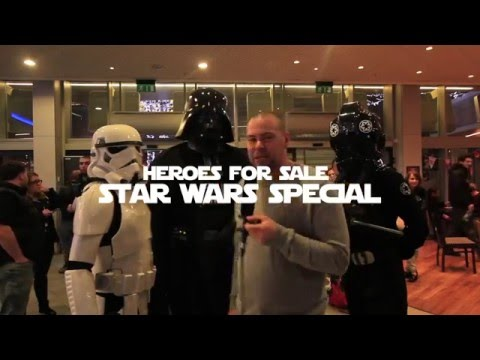 Star Wars Premier Part Two- Liverpool One Odeon Cinema