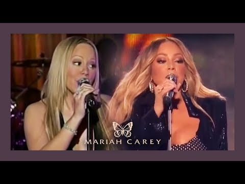 Video Mariah Carey - We Belong Together (2005 BET vs 2018 iHeartRADIO SHOWDOWN) download in MP3, 3GP, MP4, WEBM, AVI, FLV January 2017