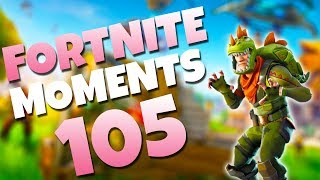 SUMMIT1G GETS INSTANT KARMA (DESTROYED BY NOOB) | Fortnite Daily Funny and WTF Moments Ep. 105
