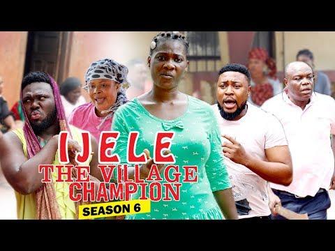 IJELE THE VILLAGE CHAMPION 6 (MERCY JOHNSON) - 2019 LATEST NIGERIAN NOLLYWOOD MOVIES