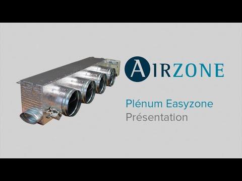 Plénum Easyzone - Présentation