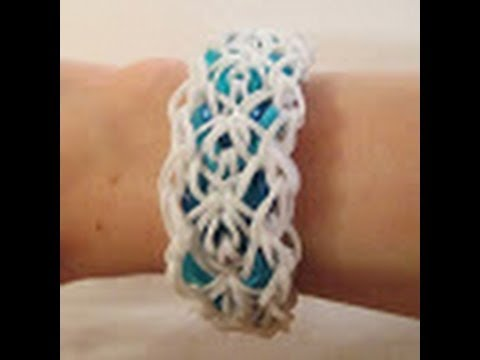 graceful - Copyright © Claire's Wears, 2014 This bracelet tutorial may not be remade without permission, and re-recording this video will result in a copyright strike. ...