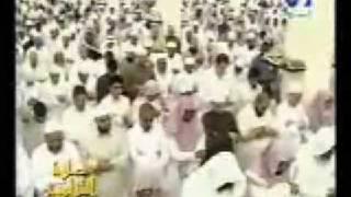 تلاوه نادره رائعه للشيخ محمد المحيسني