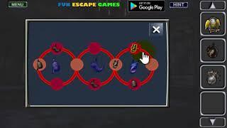 Gothic Room Fun Escape Walkthrough
