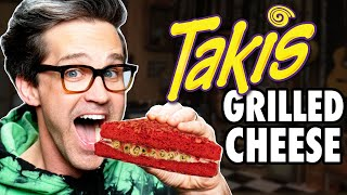 Video Will It Grilled Cheese? Taste Test download in MP3, 3GP, MP4, WEBM, AVI, FLV January 2017