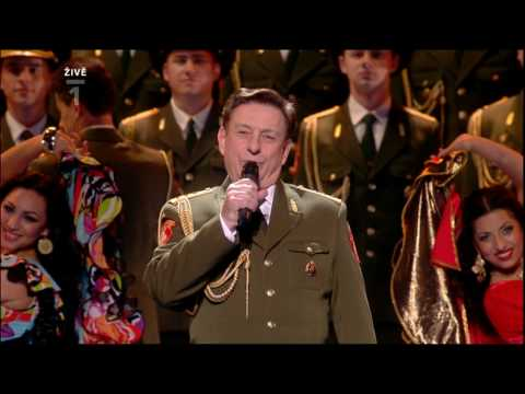 Aleksandrov Red Army Choir On Eurovision Song Contest 2009, Moscow [HQ]