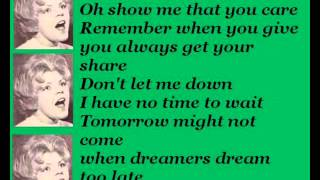 Video Diane Ray - That's All I Want From You (with lyrics) MP3, 3GP, MP4, WEBM, AVI, FLV September 2018