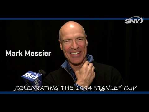 Video: How did the 1994 New York Rangers celebrate the Stanley Cup?
