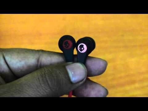 Skullcandy Ando Earphone Unboxing and review