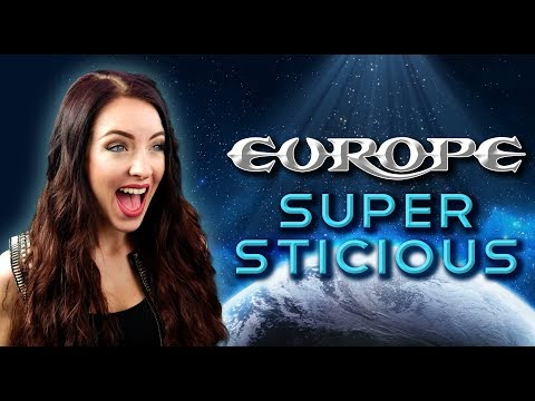 "Europe  ""Superstitious"" Cover by Minniva Børresen"