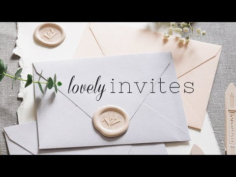 How To Make Wax Seals in Bulk For Snail Mail + Invites